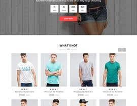 Nro 24 kilpailuun Build two websites that related with Women fashion industry käyttäjältä amir499