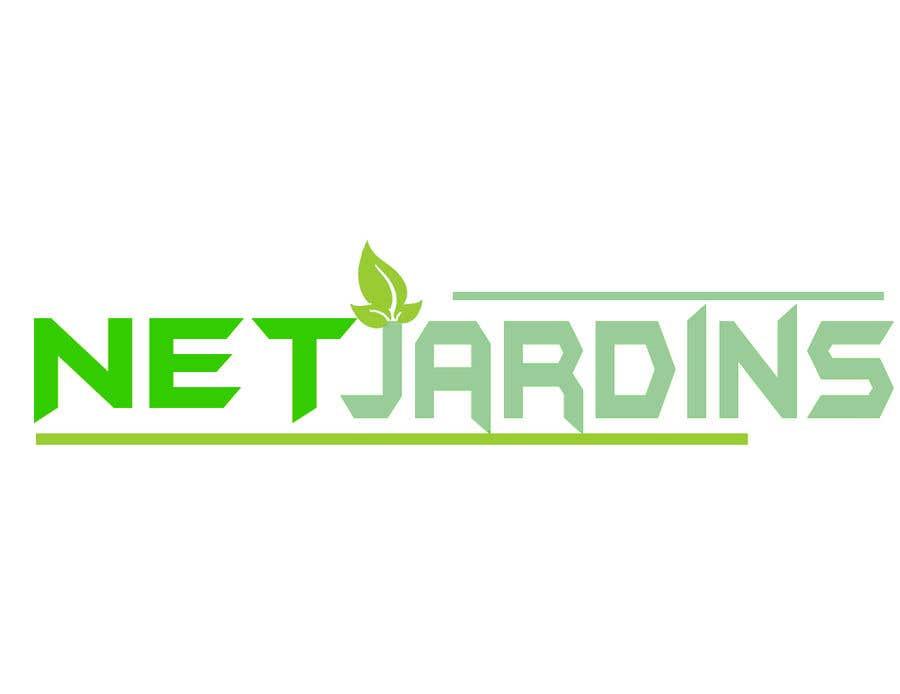 Penyertaan Peraduan #110 untuk Build a cool logo for a garden company