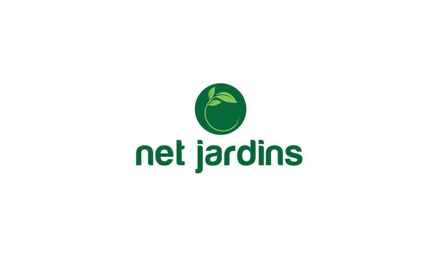Penyertaan Peraduan #77 untuk Build a cool logo for a garden company