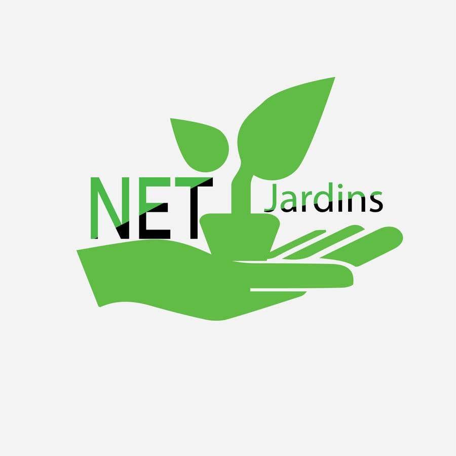 Penyertaan Peraduan #103 untuk Build a cool logo for a garden company