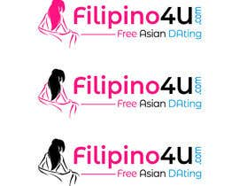 #40 cho $25 - Flirty Asian Dating Logo contest bởi star992001
