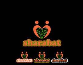Nro 96 kilpailuun Logo for a refreshing drink - sharabat käyttäjältä anubegum