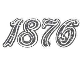 """#201 for I am looking fro someone to write out the number """"1876"""" af nabiekramun1966"""