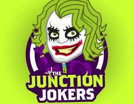 #26 for Illustrate a Joker Logo with dartboard by EliotMadness