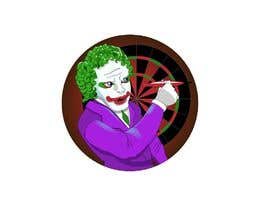 #11 for Illustrate a Joker Logo with dartboard by ElementalMantis