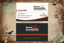 Graphic Design Kilpailutyö #324 kilpailuun Re-Design a Business Card for a Website & App Development Company
