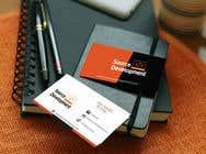 Graphic Design Inscrição do Concurso Nº224 para Re-Design a Business Card for a Website & App Development Company