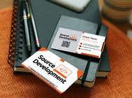 Graphic Design Inscrição do Concurso Nº283 para Re-Design a Business Card for a Website & App Development Company