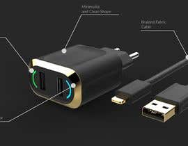 #41 for USB Chargers and cables with Family design by stevenind