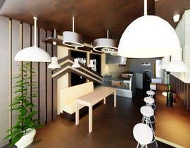 #28 untuk Interior design For 2nd Branch Shop oleh nouralhusban