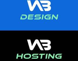 #62 for Logo Design WB Design and WB Hosting af Ripon8606