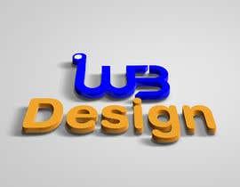 #82 for Logo Design WB Design and WB Hosting af NihalHasanGD