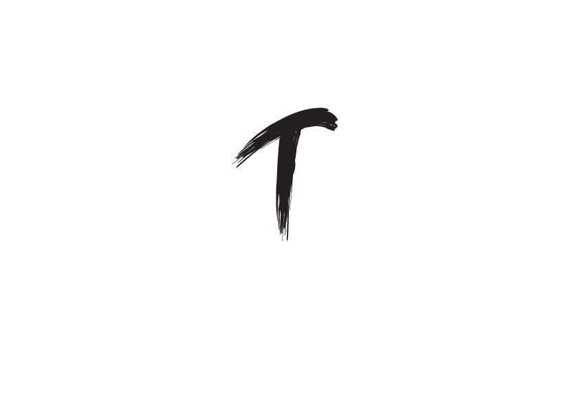 Kilpailutyö #68 kilpailussa Create a logo with the letter T