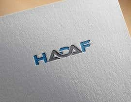Nro 319 kilpailuun Logo Design / HADAF käyttäjältä nahidistiaque11