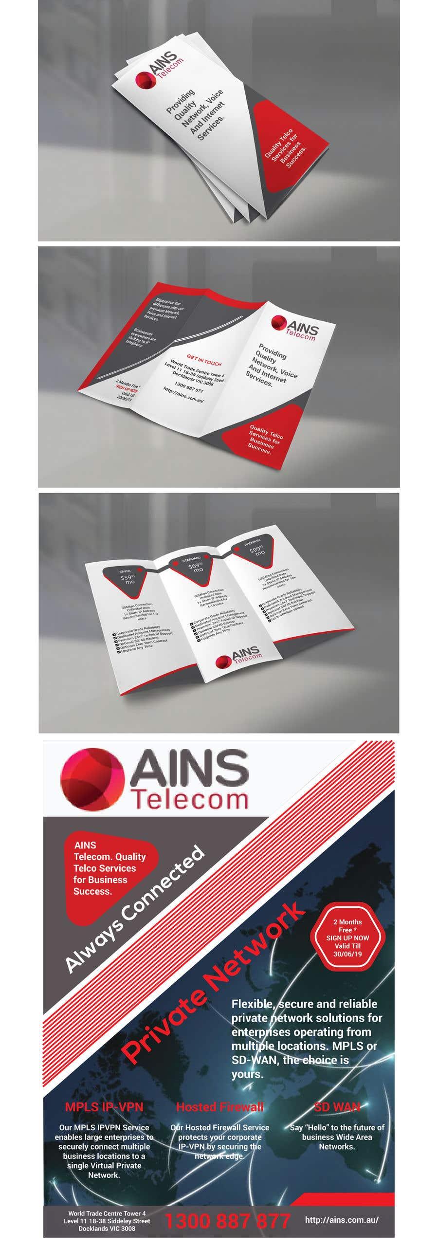 Konkurrenceindlæg #5 for Marketing Collateral Design