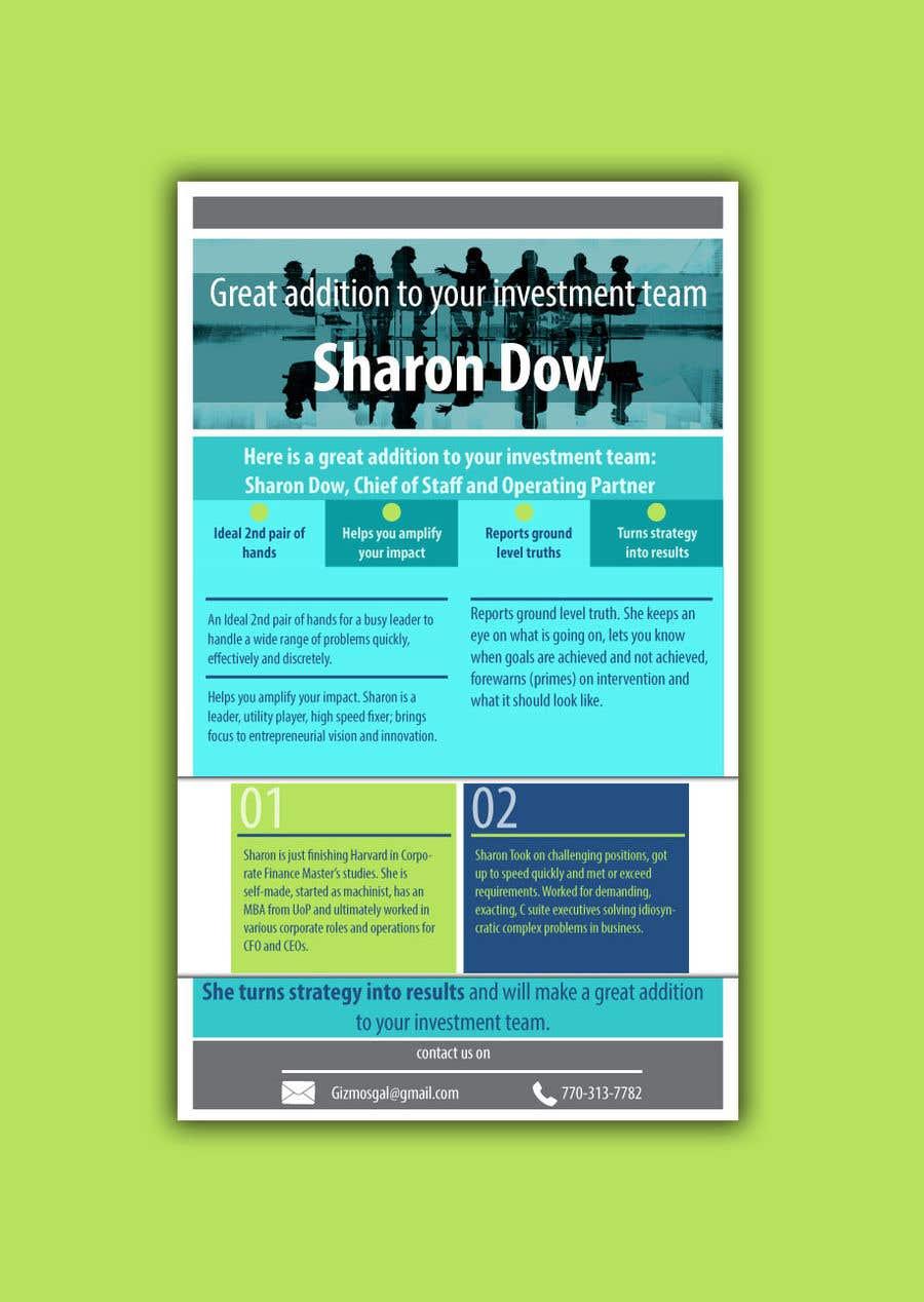 Inscrição nº 8 do Concurso para Graphic Design an email