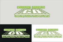 Graphic Design Contest Entry #142 for Logo Design for Champion Domestic Energies, LLC