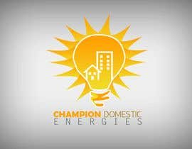 #8 pentru Logo Design for Champion Domestic Energies, LLC de către bigpekelo
