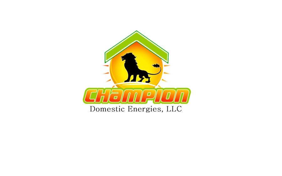 Конкурсная заявка №143 для Logo Design for Champion Domestic Energies, LLC