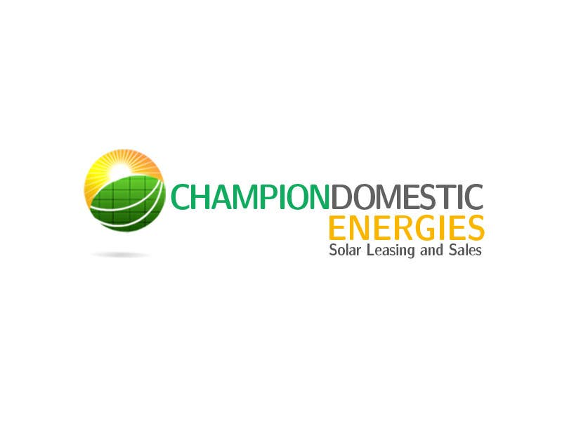 #146 for Logo Design for Champion Domestic Energies, LLC by RGBlue