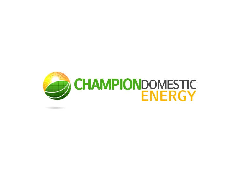 #87 for Logo Design for Champion Domestic Energies, LLC by RGBlue