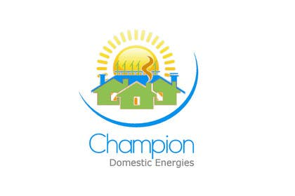 #70 untuk Logo Design for Champion Domestic Energies, LLC oleh iffikhan