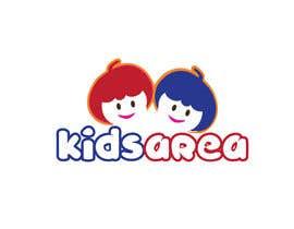 #149 untuk Kids area logo oleh rahulsheikh