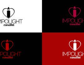 #41 for Impolight Candles Logo by athinadarrell