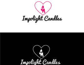 #9 for Impolight Candles Logo by Srabonikoly