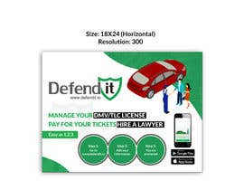 #140 for Car magnet poster design by Rajib1688