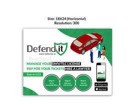 #140 para Car magnet poster design por Rajib1688