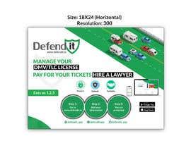 #157 para Car magnet poster design por Rajib1688