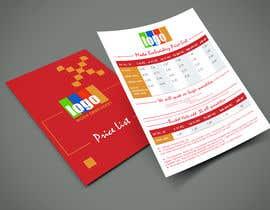 Nro 7 kilpailuun Design my price sheet käyttäjältä hemalborix