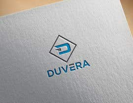 #30 для Company name is Duvera. I need a contemporary and minimalist logo designed. We are looking to use a white, gold, and red color scheme. от sadafsohan52