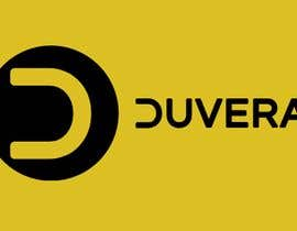 #43 для Company name is Duvera. I need a contemporary and minimalist logo designed. We are looking to use a white, gold, and red color scheme. от Fanaismail