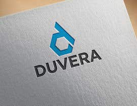 #17 для Company name is Duvera. I need a contemporary and minimalist logo designed. We are looking to use a white, gold, and red color scheme. от abrarbrian