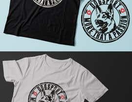 #35 для Design for a T-Shirt around Dogsports от Exer1976
