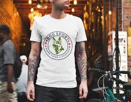 #28 для Design for a T-Shirt around Dogsports от abdulsattar1998
