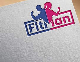 #94 для Fitness brand logo от logodesign2019