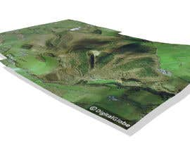 #10 for 3D terrain map by misalpingua03