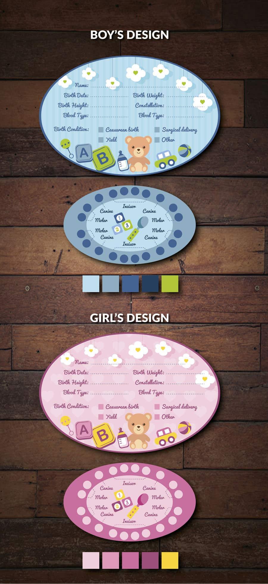Kilpailutyö #20 kilpailussa Need a cute Stickers Design