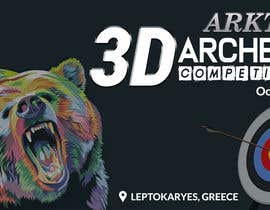shorna99 tarafından Design me a Banner/Logo for an Archery Competition için no 9