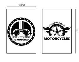 #3 for Designs for Motorcycle Fender by Madjed24