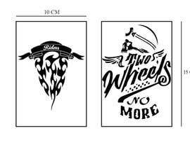 #6 for Designs for Motorcycle Fender by Madjed24