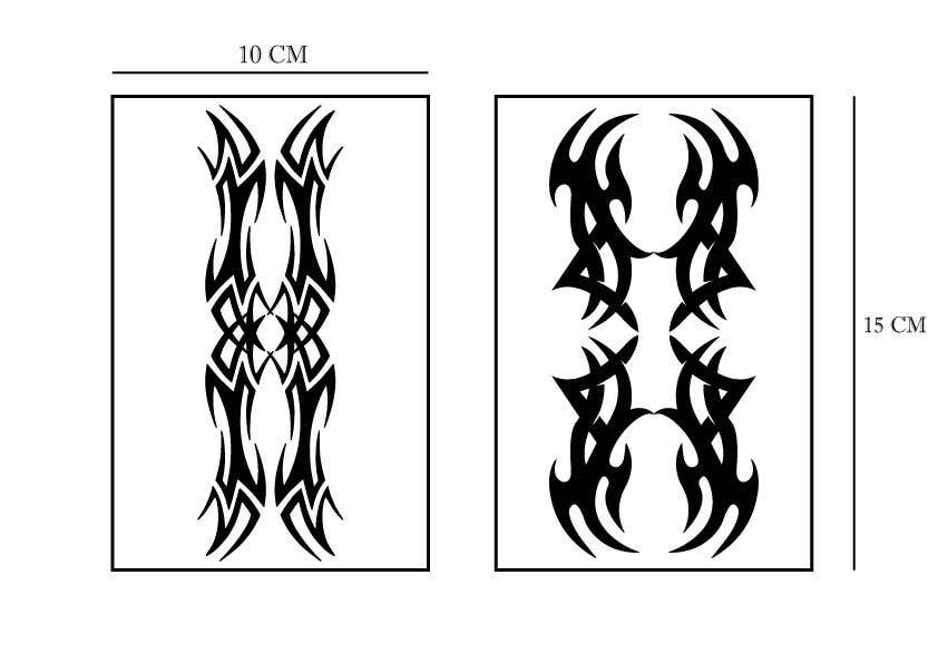 Penyertaan Peraduan #14 untuk Designs for Motorcycle Fender