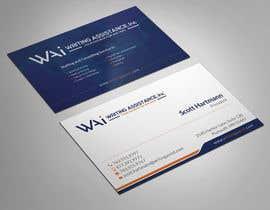 Nro 31 kilpailuun New Business Card Design käyttäjältä shahnazakter