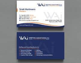 #654 for New Business Card Design af SHILPIsign