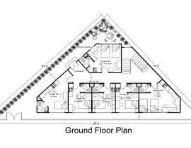 #41 for Floor Plan needed for a student residence af arcstar