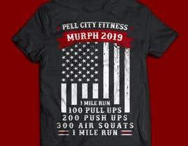 #6 for Murph 2019 Tee by Ratulakash