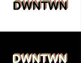 #88 untuk Diseño de logo dwntwn oleh BEdesign19